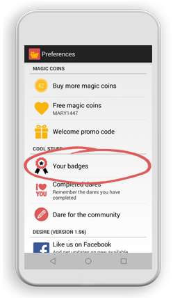 badges-screen-menu